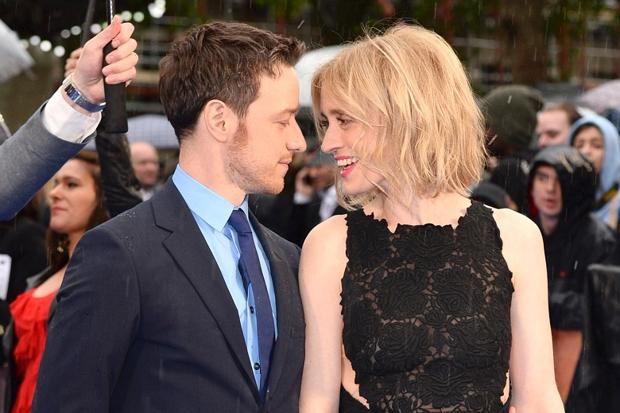 James McAvoy & Anne-Marie Duff