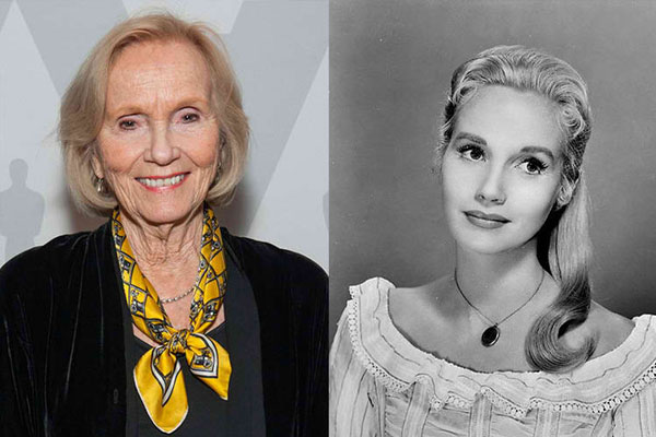EVA MARIE SAINT, 93 YEARS OLD