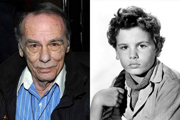 DEAN STOCKWELL, 82 YEARS OLD
