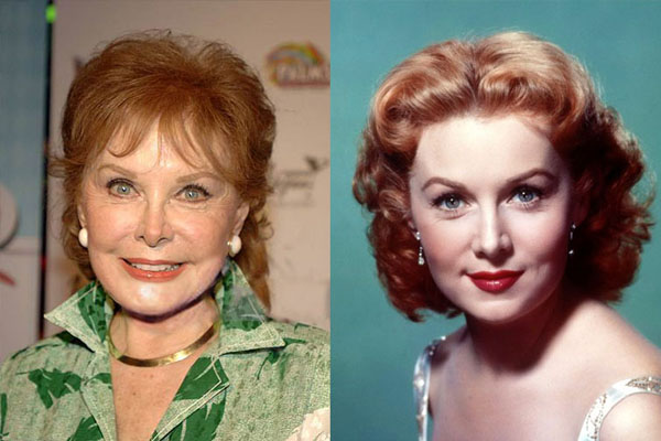 RHONDA FLEMING, 94 YEARS OLD