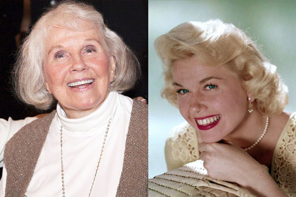 DORIS DAY, 96 YEARS OLD