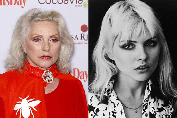 DEBBIE HARRY, 73 YEARS OLD