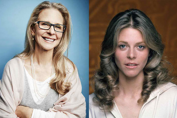 LINDSAY WAGNER, 69 YEARS OLD