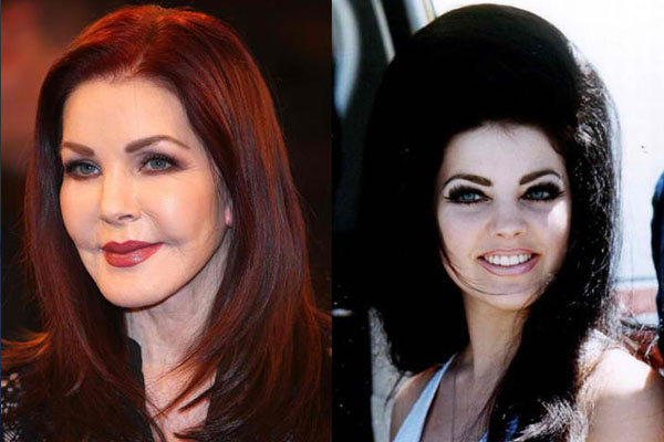 PRISCILLA PRESLEY, 73 YEARS OLD