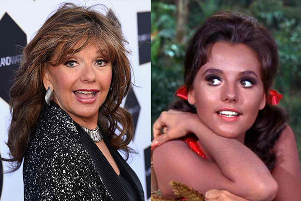 DAWN WELLS, 79 YEARS OLD