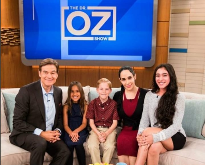 Interview with Dr. Oz