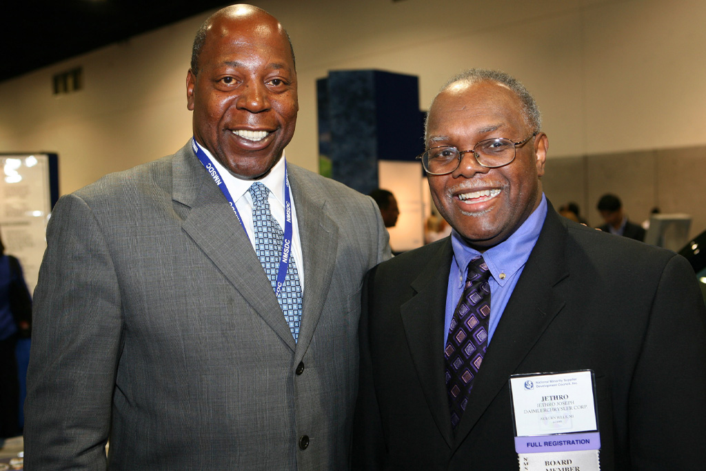 Vinnie Johnson: CEO Of The Piston Group Manufacturing Company