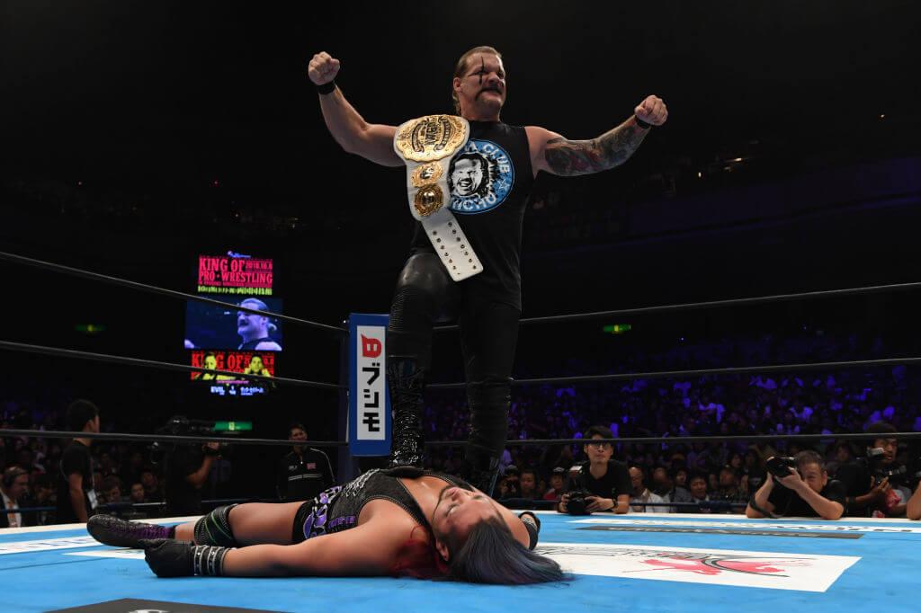 Chris Jericho Versus Brock Lesnar