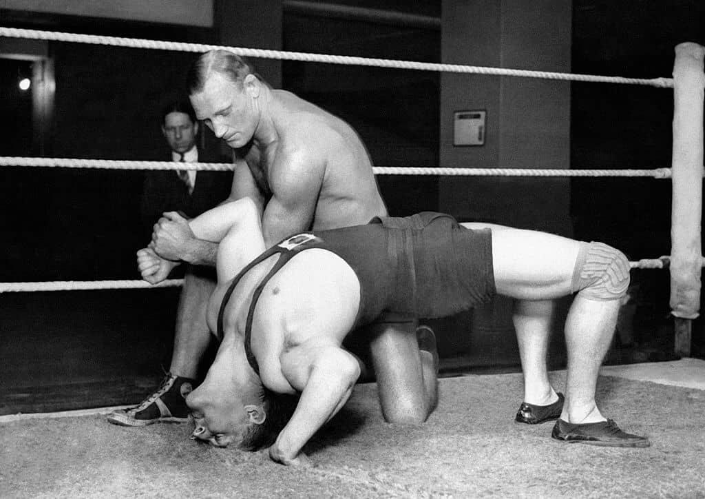 The Original Fight