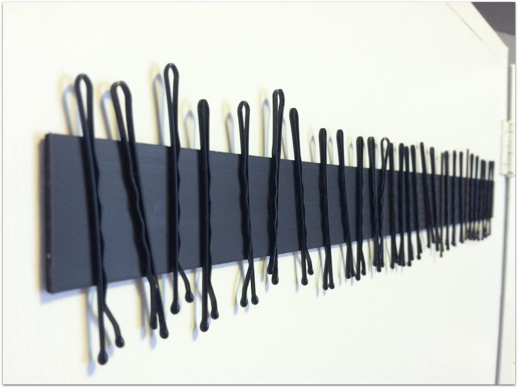 Zigzag Side On Bobby Pins