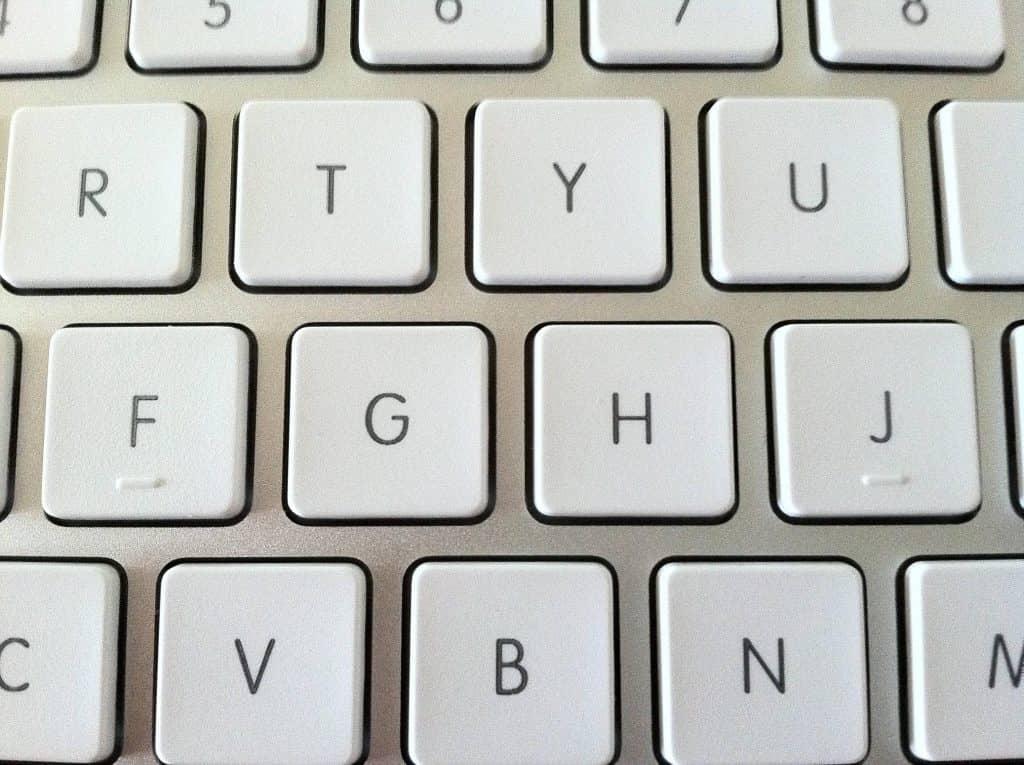 Double Keyboard Bumps