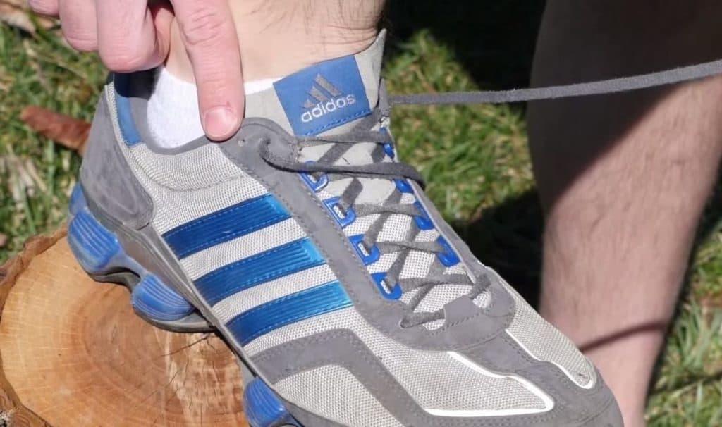 Extra Sneaker Holes